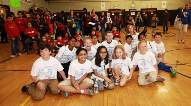 North Jersey Elementary Science Olympiad (NJESO) was a huge success!!!