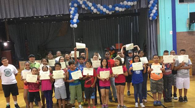 2017 iLearn Schools Summer Robotics Program