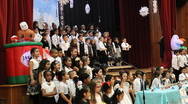 PASCS Clifton Winter Concert