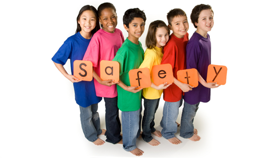 Safety and Security Message