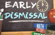 Early Dismissal 2/20/19
