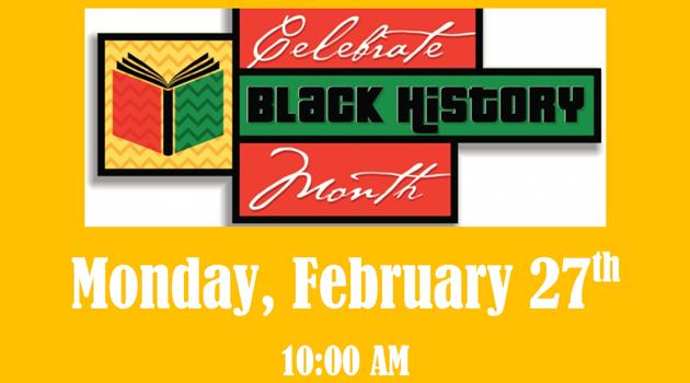 Black History Celebration 2017