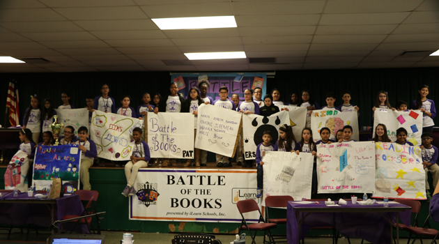 Battle of the Books was a success!!!