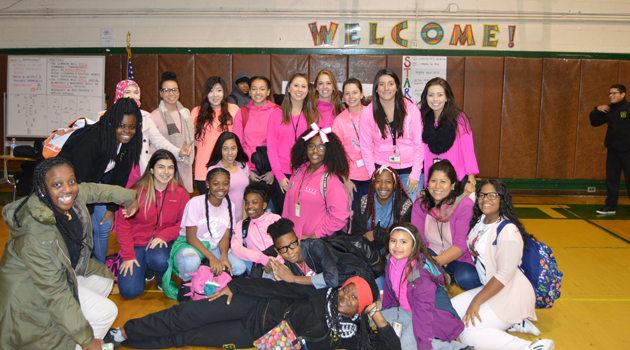 Dress Down Day for Breast Cancer Awareness Month