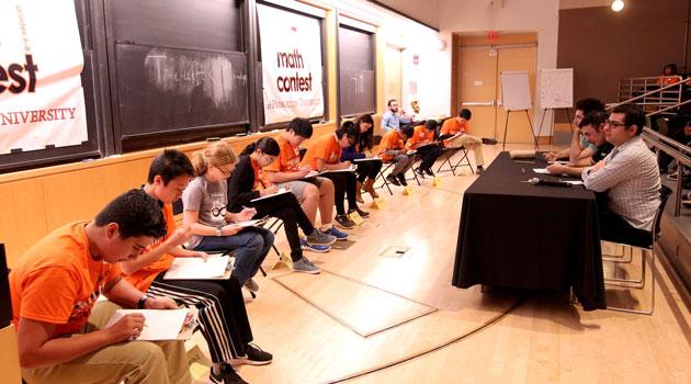 iLearn Schools Math Contest was a huge success!