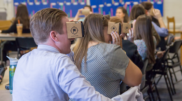 Google expeditions Pioneer Program