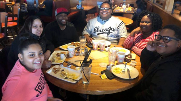 This year, The Jungle Book Kids hosted their first ever Applebee's Flapjack Fundraiser