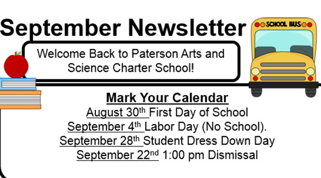 September Newsletter 2017