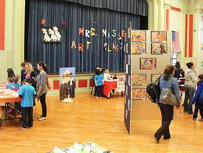art-show-elementary